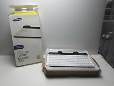 Samsung 7.7 inch Full Size Keyboard Dock for Galaxy Tablet.