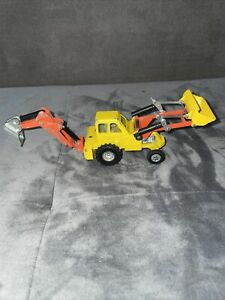 Dinky 967 muir hill loader and trencher VGC