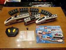 LEGO City Town Passenger Train 7897 Radio Control #2