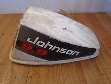 OMC Johnson Evinrude 1981 9.9 hp motor cover assembly bonnet 0390553