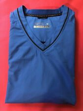 Cutter & Bucklightweight Golf Polo Royal Blue Men Xxl