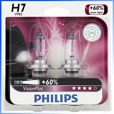 Philips Genuine H7 12972VPB2 VisionPlus Upgrade Headlight Bulb 2 Pack, Germany