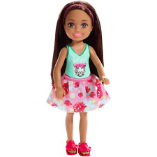 Barbie Club Chelsea 15cm Doll - Fierce Tiger Outfit