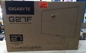 "GIGABYTE G27F 27"" 144Hz 1080P Gaming Monitor, 1920 x 1080 IPS Display, 1ms -NEW"