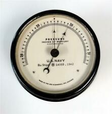 U.S. Navy Barometer - Fee & Stemwedel, Inc. - BuShips WWII