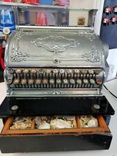 Antique National Cash Register - Circa early 1900's