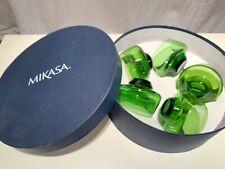 MIKASA Dessertschalen / Teelichtgläser 5 Stück im Set Neu!