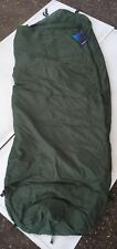 British Army Issue Olive Green Light Weight Modular Sleeping Bag Size Large