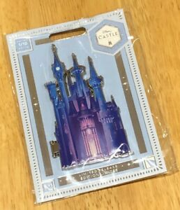 NEW - Disney Cinderella Castle Collection Jumbo Pin 1/10 Limited Release