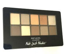 Revlon Colorstay NOT JUST NUDES Shadow Palette, 01 PASSIONATE NUDES