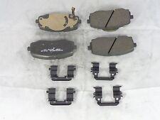 GENUINE HYUNDAI i20 Front Disc Brake Pad Kit NON ESP MODELS ONLY - 581011JA60