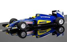 C3704 Scalextric Slot Car Blue GP Racer Giocattolo Regalo ideale per per ragazzi NUOVO in Scatola Uk
