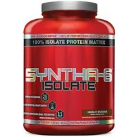 BSN SYNTHA-6 ISOLATE 4 lbs, 48 Servings Whey Protein - PICK FLAVOR