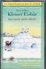 MC Kleiner Eisbär lass mich nicht allein! - Hans de Beer - KIDDINX - NEU/OVP