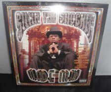 Silkk The Shocker – Made Man – No Limit Records, 2017, Vinyl LP Reissue