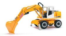 BRUDER 02426 Escavatore LIEBHERR - Scala 1:16