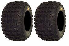 (2) Sedona Rear (Set) Bazooka 20x11-9 Honda 300EX 400EX TRX450R Sport Tires