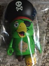 "Disney Vinylmation Park - 3"" inch Series 2 Pirates of Caribbean Parrot Chaser"