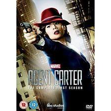 Marvels Agent Carter - Season 1 DVD 2015 Region 2
