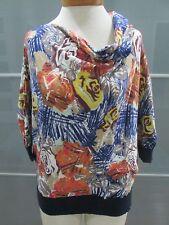 Anthropologie Sparrow Dolman Sleeve Off Center Neckline Sweater Size S