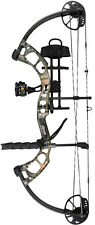 Nuevo Bear Archery Cruzer X rth 5-70# Derecho Mano paquete de arco camuflaje Mossy Oak