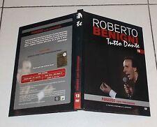 Dvd Roberto Benigni TUTTO DANTE 13 PARADISO Canto 33 La Divina Commedia 2008