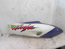 KAWASAKI ZX9R ZX900 R NINJA 1998 RIGHT HAND SIDE SEAT PANEL FAIRING 36001-1517