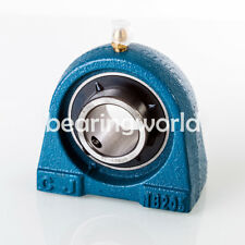 """NEW UCTB206-17 High Quality 1-1//16/"""" Tapped Base Pillow Block Bearing  UCPA206-17"""