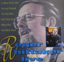 ROGER WHITTAKER - LIVE - CD