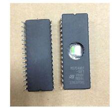 1PCS M27C4001-10F1 27C4001 ST IC EPROM UV 4MBIT 100NS 32CDIP NEW GOOD QUALITY