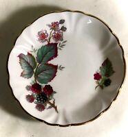 "Royal Windsor Raspberry Pattern 3 1/4"" Coaster"