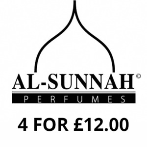 Al Sunnah Perfumes - Kreed Aventis 10ml Fragrance Oil - 4 for £12 FREE POSTAGE