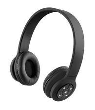 Auriculares con conexión Bluetooth negro