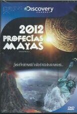 DISCOVERY PROFECIAS MAYAS SERA EL FIN DEL MUNDO O EL INICIO DE NUEVA ERA DVD NEW