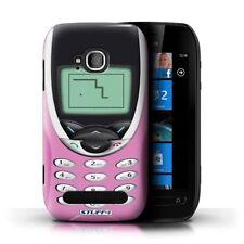 Étuis, housses et coques roses Nokia Lumia 710 pour téléphone mobile et assistant personnel (PDA) Nokia