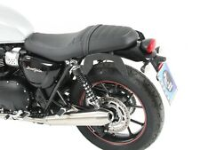TRIUMPH STREET TWIN PANNIERS HEPCO & BECKER XTRAVEL FOR C-BOW CARRIERS 2016-