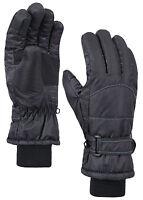 Women's Winter 3M Thinsulate Waterproof Touchscreen Snow Ski Gloves