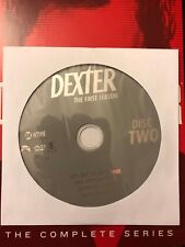 Dexter - Season 1, Disc 2 REPLACEMENT DISC (not full season)