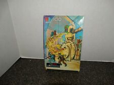 Vintage Milton Bradley The Real Ghostbusters 100 Piece Puzzle 4757-8 Sealed