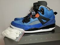 2011 Men's Nike Air Jordan Spizike NYC Knicks Colorway #315371-405 Sz 12 EUC
