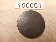 1810 Large Cent - Chocolate Brown - Nice Collector Grade Album Coin - # 150051