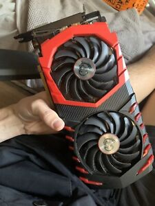 Nvidia GeForce MSI GTX 1080Ti Gaming X 11gb Gaming/Mining Graphics Card