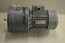 Elektro Motor 4AP80-2S 0,75 Kw + HAT HUMMERT WEK-C / EFB Gr. 1/04 im Gehäuse