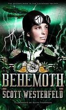 The Leviathan Trilogy: Behemoth by Scott Westerfeld (2011, Paperback)