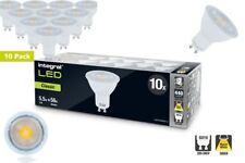 LED GU10 Ampoule PAR16 5.5W (56W) 3000K 440lm à Variation Lampe - 10 Paquet