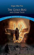 The Gold-Bug and Other Tales (Dover Thrift Editions) by Edgar Allan Poe