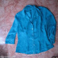 BONITA blusa mujer Talla 44 manga larga NUEVA  blouse woman ref. 61