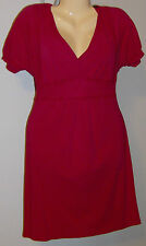 DKNY Active Hooded Hoodie Dress Drab Red Size Small New with Tags Washable