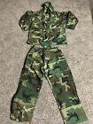 USMC NEVER WORN Gore-Tex Cold Weather Camo Parka Large Long w/Tags and Pants
