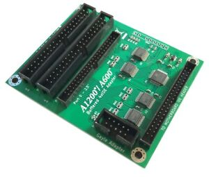 A1200/A600 4xIDE Buffered IDE Interface Adapter NEW Amiga Kit Amiga Store  0465